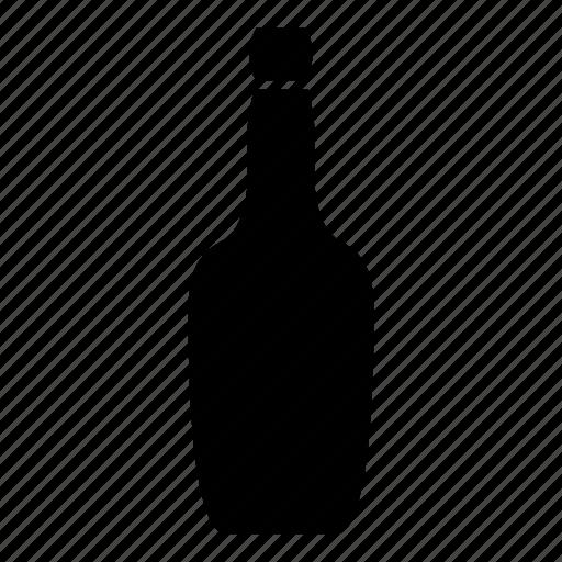 alcohol, bottle, glass, perfume icon