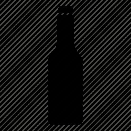 beer, bottle, drink, hot icon