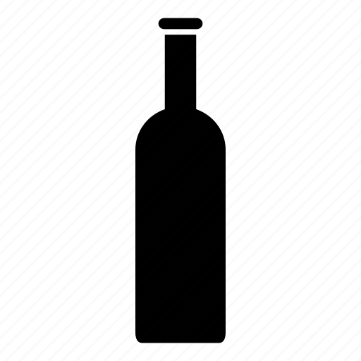 beer, bottle, drink, glass icon