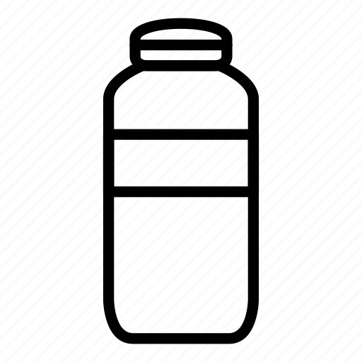 bottle, drink, hot, mineral water, water icon