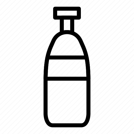 alcohol, bottle, glass, perfume icon