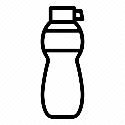 beverage, bottle, mneral water, water icon