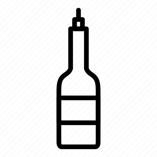 alcohol, beer, beverage, bottle icon