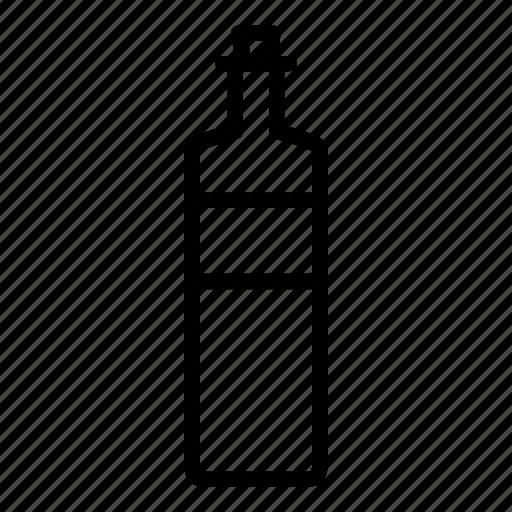 alcohol, beverage, bottle, drink, restaurant icon