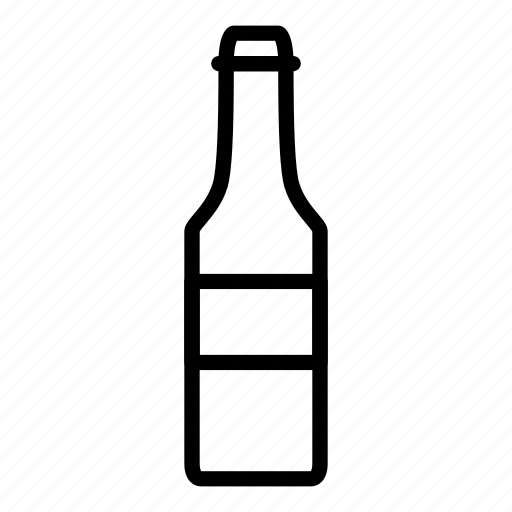 alcohol, bar, beer, bottle, drink, glass icon