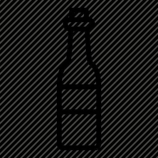 alcohol, beverage, bottle, cocktail, sampagne icon