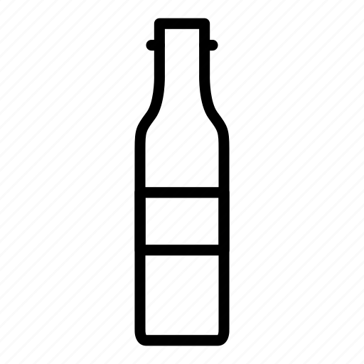 beverage, bottle, cocktail, drink, glass icon