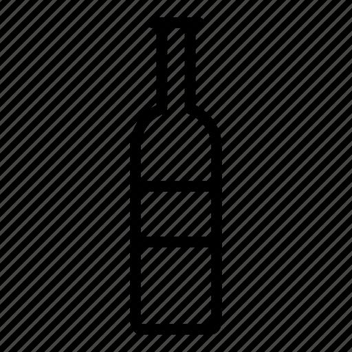 beverage, bottle, drink, restaurant, wine icon
