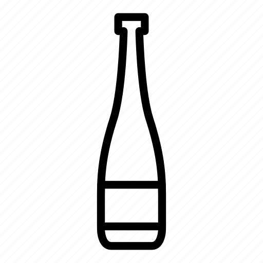 alcohol, bottle, cocktail, drink, sampagne, wine icon