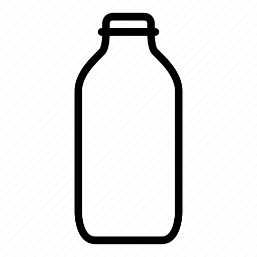 bottle, drink, hot, water icon
