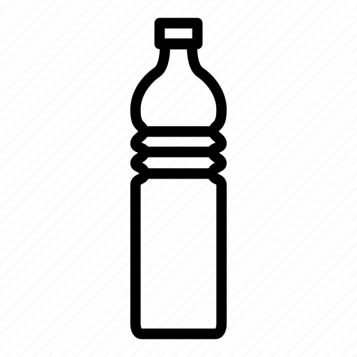 bottle, drink, mineral water, water icon