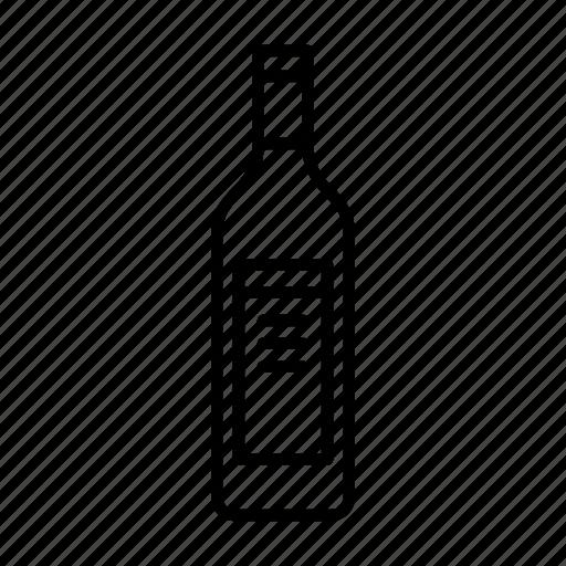 alcohol, beverage, bottle, food, port, vodka, wine icon