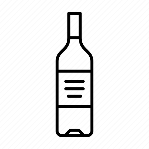 alcohol, beverage, bottle, port, port wine, rum, wine icon