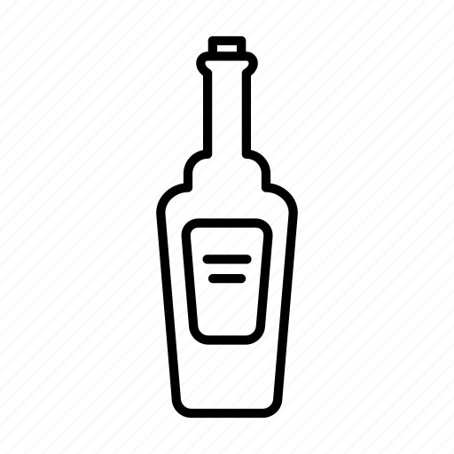 alcohol, bar, beverage, bottle, cocktail, coffee, liqueur icon