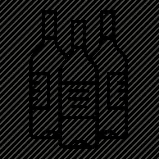 beverage, bottle, bottles, cellar, wine, wine cellar, wine-vault icon