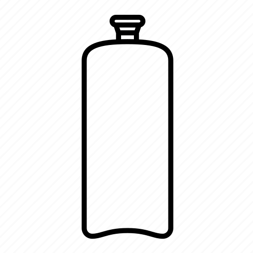 alcohol, bottle, flask, glass, shtof, shtoff, vodka icon