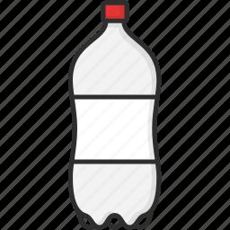 big bottle, bottle, bottles, coke, drink, pepsi bottle, soft drink icon