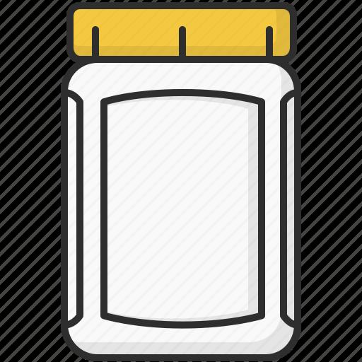 bottle, bottles, butter, butter bottle icon