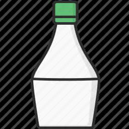 beverage, bottle, bottles, drink, wine icon