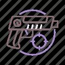 gun, laser, tag