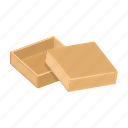 birthday, box, delivery, gift, packing, present, product icon
