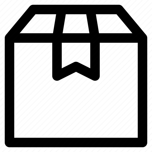 box, cardboard, delivery, package, packaging, shipping icon