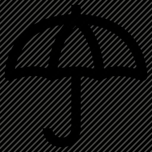 insurance, protection, rain, save, security, umbrella, weather icon