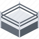 boxer, boxing, fighting, ring, sport