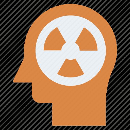 exhaust, head, human head, mind, thinking, ventilator icon