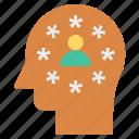 gdpr, head, human head, mind, thinking, user