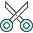 cut, edit, tool, edge, instrument, cutting, scissors icon