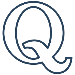 modern, question, quora, red, social icon icon