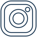 instagram, logo, media, network, new, social, square icon icon
