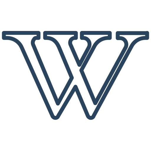 wikipedia icon icon