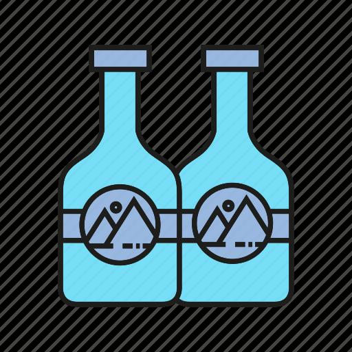 bottle, brand, branding identity, drinks, package icon