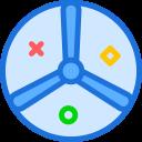 brand, logo, network, social, testflight icon