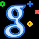brand, google, logo, network, social