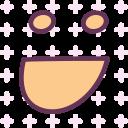smug, logo, brand, network, social icon