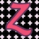 brand, logo, network, social, zen icon