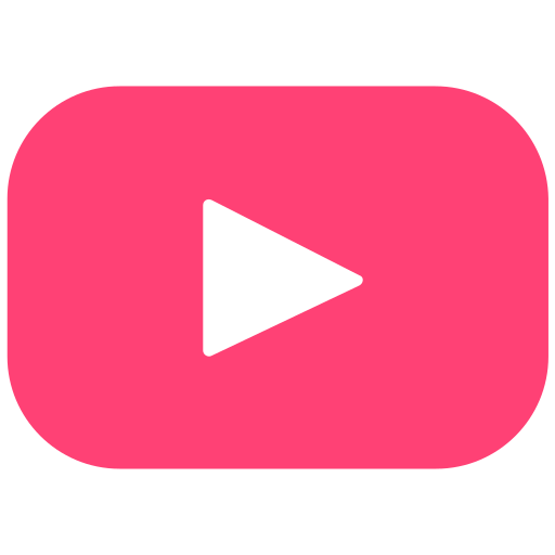 channel, logo, play, player, subscribe, tube, video icon