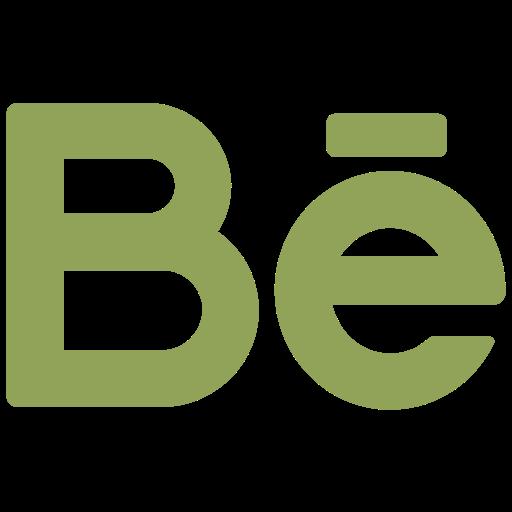 behance, brand, logo, social, social network, website icon icon