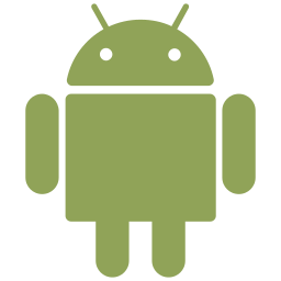 android, media, multimedia, network, phone, smartphone, social icon icon