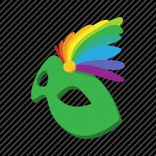 brazilian, carnival, cartoon, costume, festival, italy, mask icon