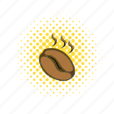 aroma, bean, brown, caffeine, coffee, comics, egypt icon