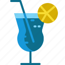 alcohol, brazil, carnival, cocktail, drinktropical icon