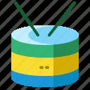 brazil, brazilian, carnival, celebration, drum icon