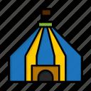 brazil, brazilian, carnival, celebration, circus, tant, tent