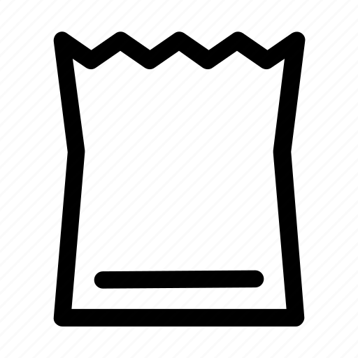 bag, bakery, sack icon