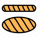 bakery, cookies, snack, sweets icon