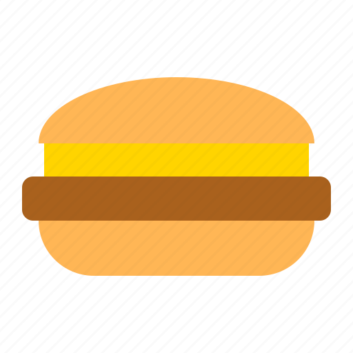 cheese, fast food, hamburger, junk food, meat icon